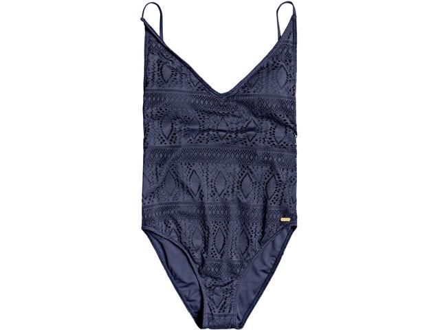 Roxy Sweet Wildness One Piece Swimsuit Women mood indigo